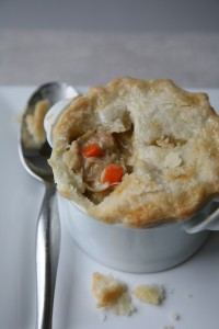Chicken Pot Pie 4