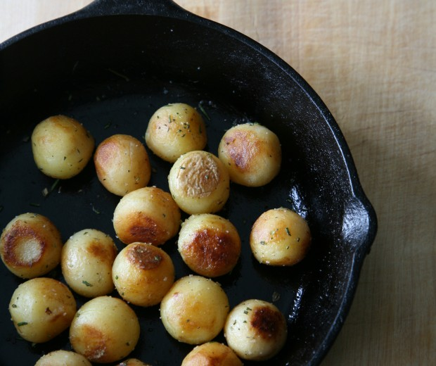 Parisian Potatoes